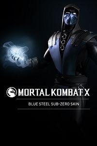 Carátula del juego Blue Steel Sub-Zero