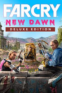 Carátula del juego Far Cry New Dawn Deluxe Edition