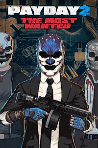 Carátula del juego PAYDAY 2: CRIMEWAVE EDITION - The Most Wanted DLC Bundle para Xbox One