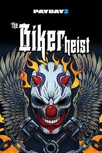 Carátula del juego PAYDAY 2: CRIMEWAVE EDITION - The Biker Heist