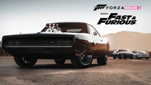 Forza Horizon 2 Presents Fast & Furious Art