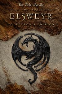 Carátula del juego The Elder Scrolls Online: Elsweyr Collector's Edition - Pre-purchase