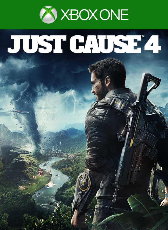 Just Cause 4 - Standard Edition boxshot