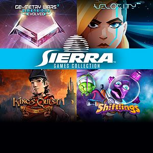 Sierra™ Games Collection Xbox One