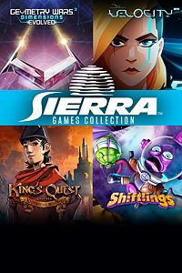 Carátula del juego Sierra Games Collection para Xbox One