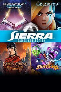Carátula del juego Sierra Games Collection