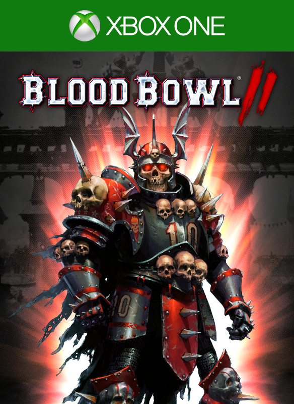 Blood Bowl 2 – Undead boxshot