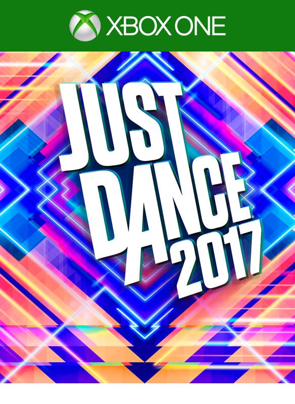 Just Dance 2017 boxshot