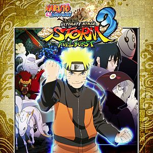 NARUTO SHIPPUDEN: Ultimate Ninja STORM 3 Full Burst Xbox One