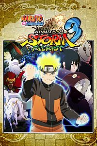 NARUTO SHIPPUDEN: Ultimate Ninja STORM Games Are Now Available For