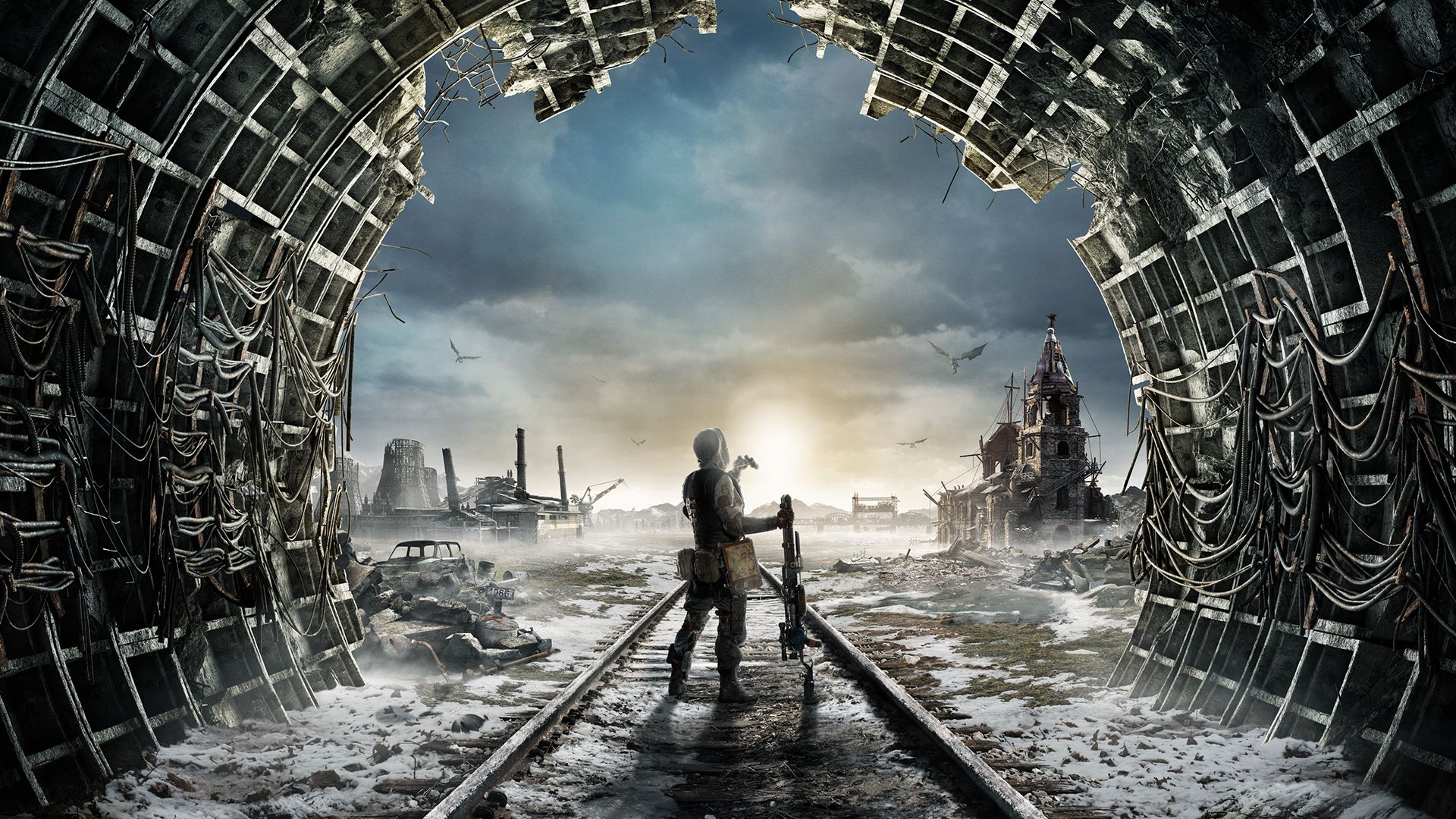 MALMER   Metro Exodus Official PC System Requirements Revealed