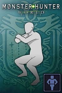 Carátula del juego Gesture: Squat Day