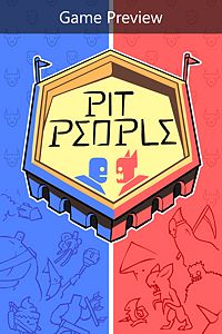 Carátula del juego Pit People (Game Preview) de Xbox One