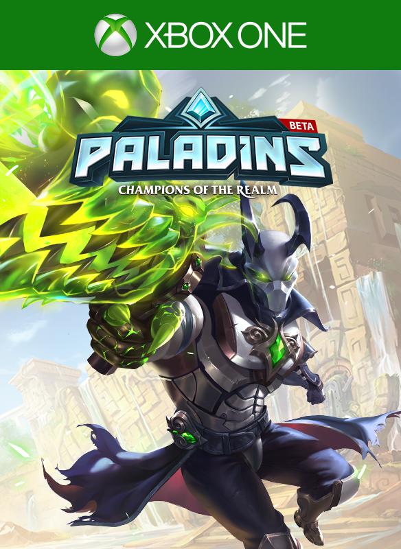 Paladins boxshot