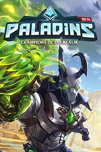 Carátula del juego Paladins de Xbox One