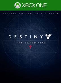 Destiny: The Taken King - Edição de Colecionador Digital