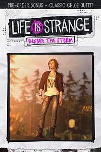 Carátula del juego Life is Strange: Before the Storm