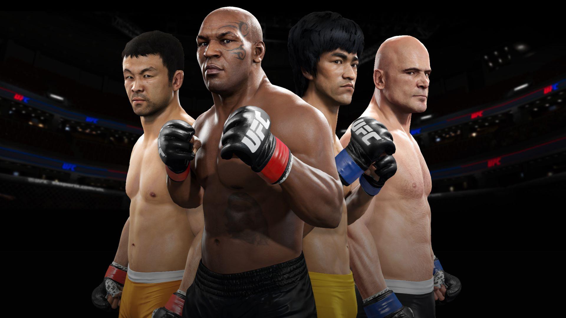 Conjunto completo do EA SPORTS™ UFC® 2