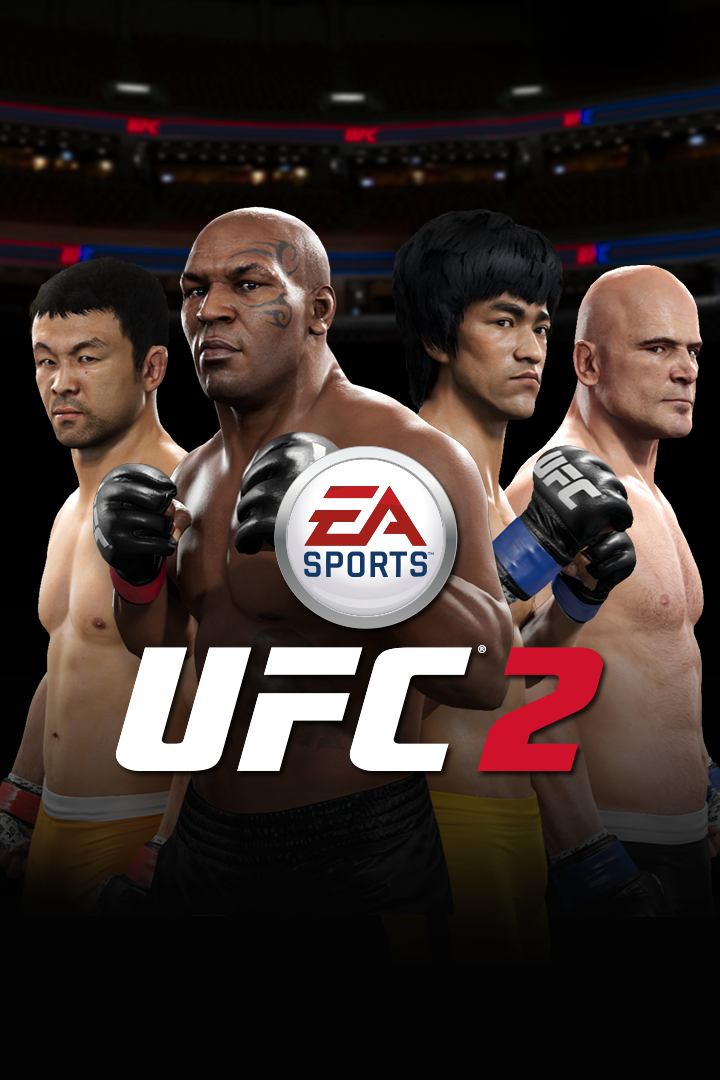 Buy The Complete Ea Sports Ufc 2 Bundle Microsoft Store