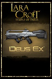 Carátula del juego Lara Croft and the Temple of Osiris: Deus Ex Pack de Xbox One