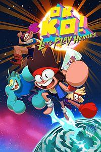 Carátula para el juego OK K.O.! Let's Play Heroes de Xbox One