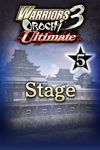 Carátula del juego WARRIORS OROCHI 3 Ultimate STAGE PACK 5