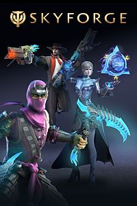 Carátula del juego Skyforge: Demonic Cold Weapon Pack
