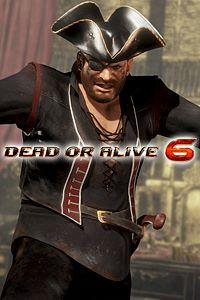 Carátula del juego DOA6 Pirates of the 7 Seas Costumes Vol.1 - Bass