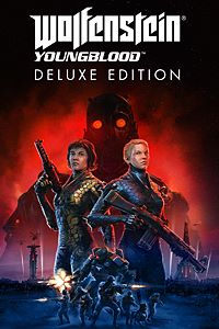 Carátula del juego Wolfenstein: Youngblood Deluxe Edition