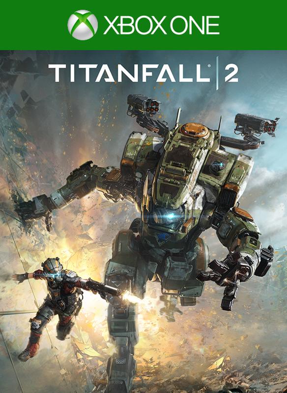 Imagen de la caja de Titanfall 2