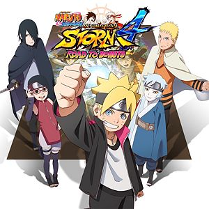 NARUTO SHIPPUDEN: Ultimate Ninja STORM 4 Road to Boruto Xbox One