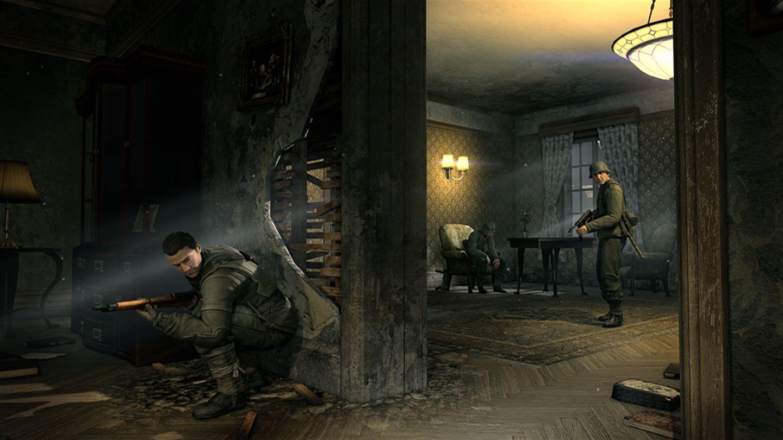 Sniper Elite V2 Xbox One Screenshot