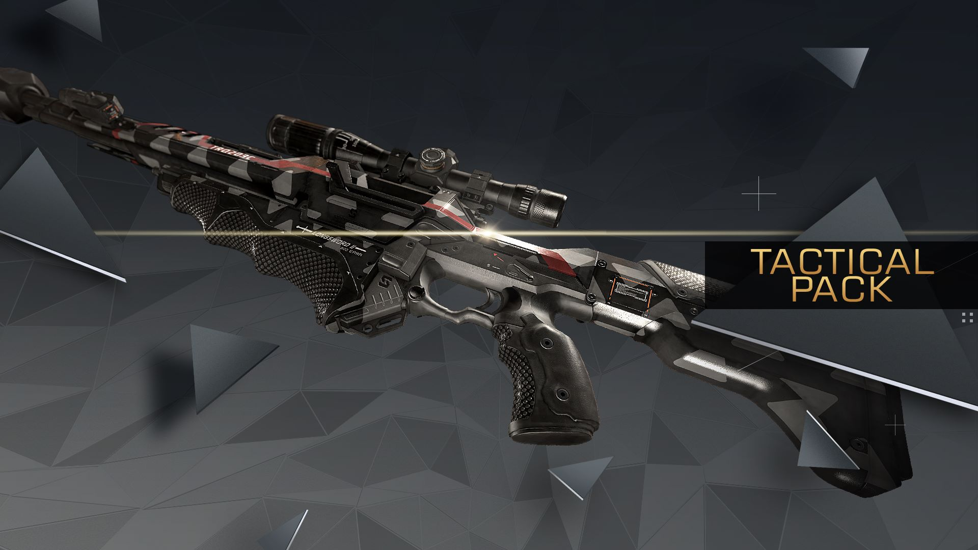 Deus Ex: Mankind Divided - Paquete táctico