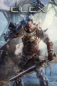 Carátula para el juego Elex de Xbox One