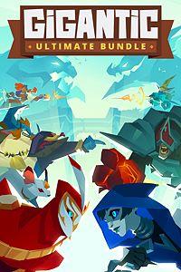 Carátula del juego Gigantic Ultimate Bundle de Xbox One
