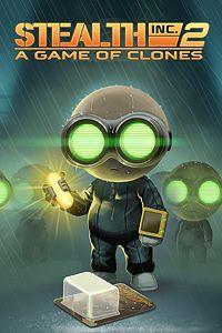 Carátula del juego Stealth Inc. 2: A Game of Clones para Xbox One