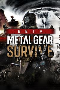 METAL GEAR SURVIVE BETA Is Now Available For Xbox One |