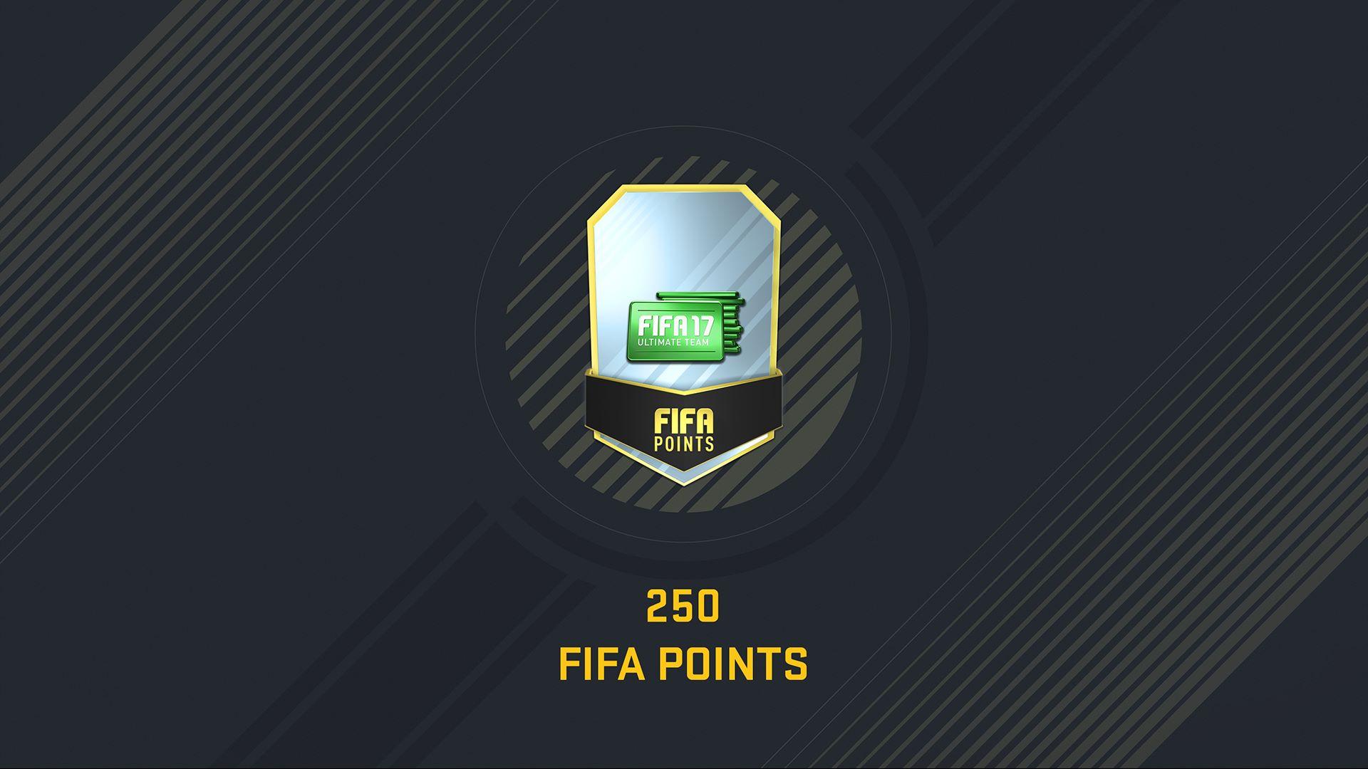 Pacote de 250 FIFA 17 Points