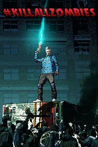 Carátula del juego #KILLALLZOMBIES para Xbox One