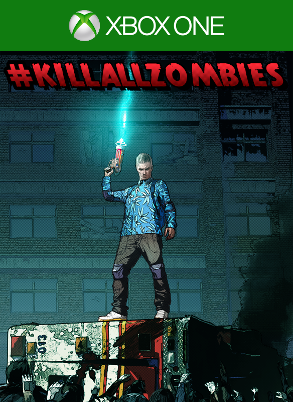 #KILLALLZOMBIES boxshot