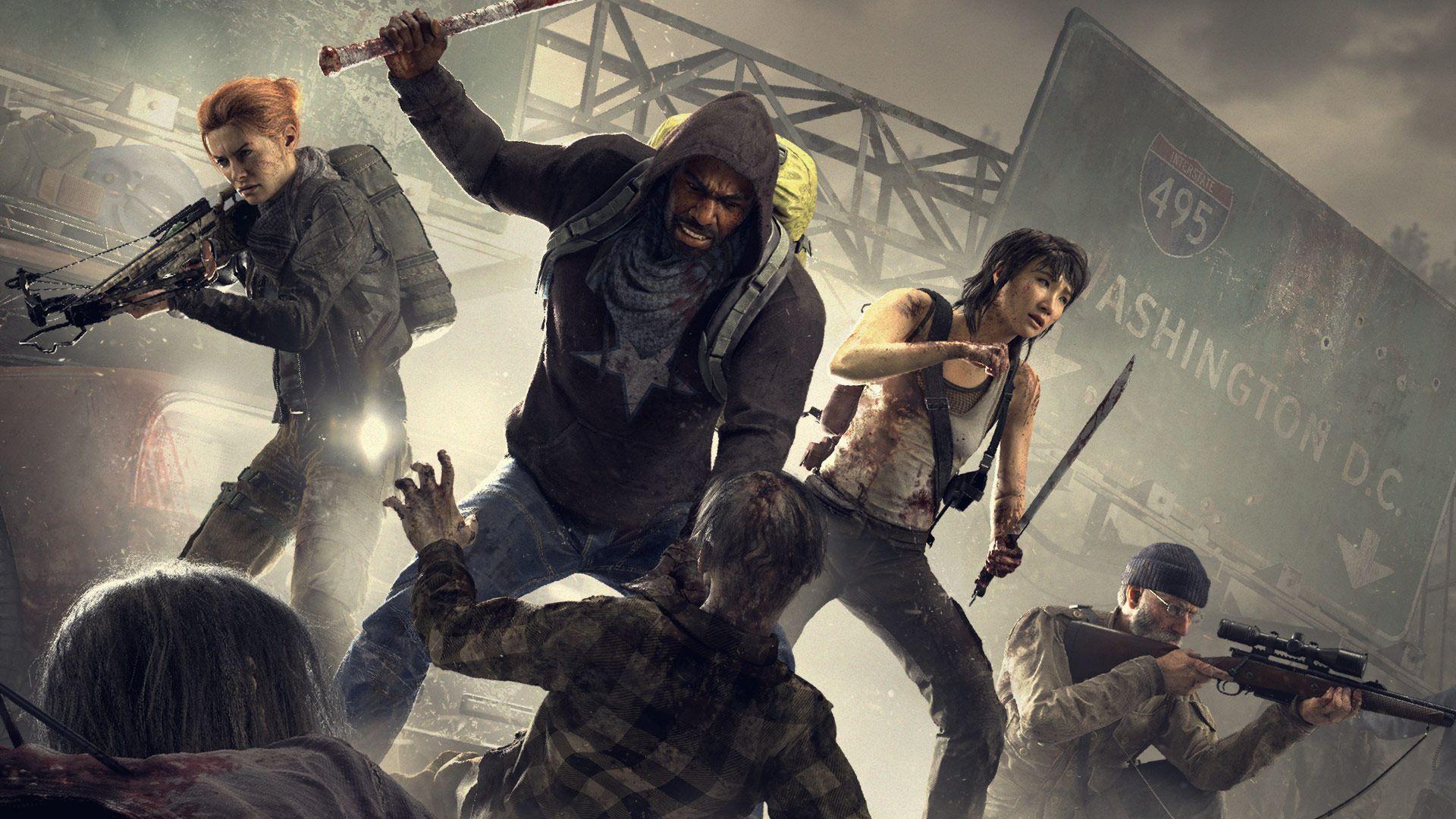 OVERKILL's The Walking Dead - Pre-Order Bundle