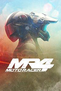Carátula para el juego Moto Racer 4 de Xbox 360