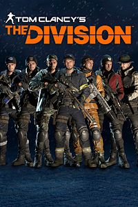 Carátula del juego Tom Clancy's The Division - Frontline Outfit Pack