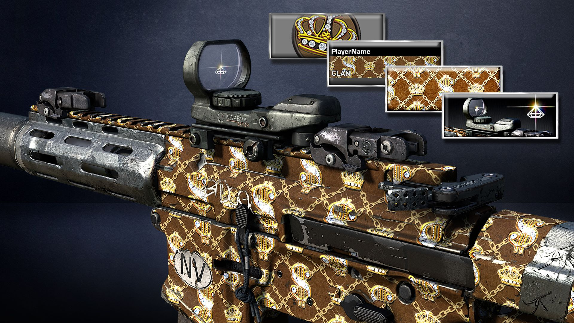 Call of Duty®: Ghosts -  Bling Pack