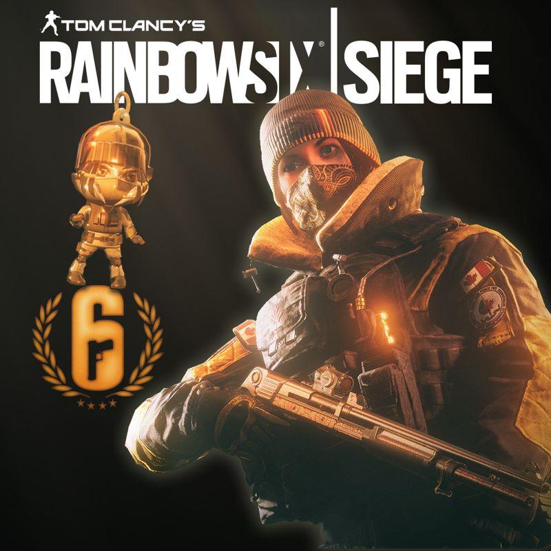Tom Clancy's Rainbow Six Siege: Pro League Frost Set