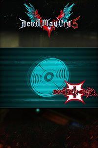 Carátula del juego DMC3 Battle Track 3-Pack