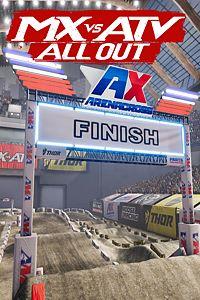 Carátula del juego 2018 AMA Arenacross