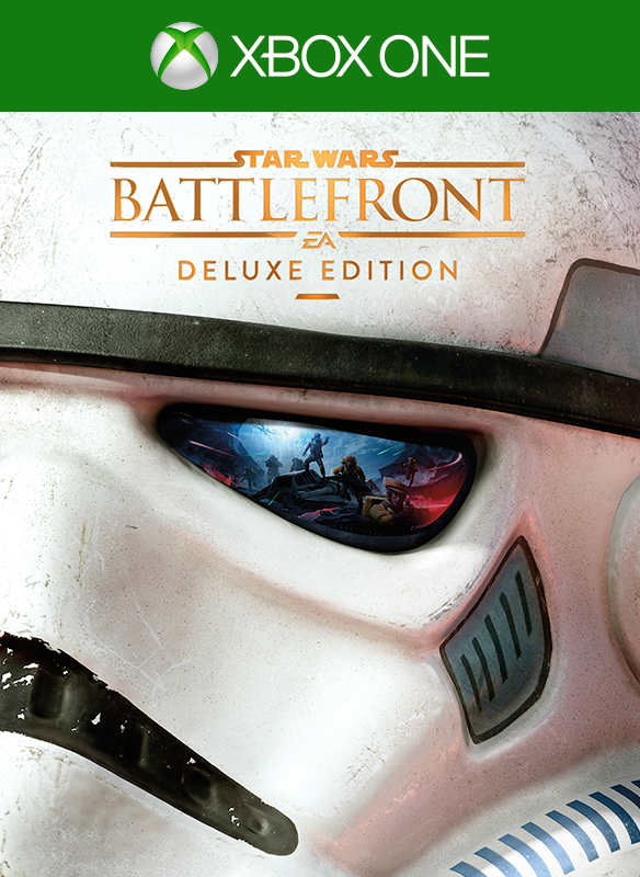 Star Wars Battlefront: Deluxe Edition boxshot