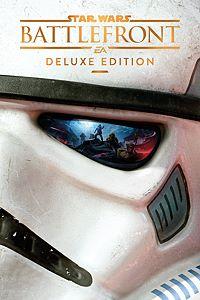 Carátula del juego STAR WARS Battlefront Deluxe Edition de Xbox One