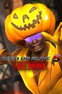 Carátula del juego DEAD OR ALIVE 5 Last Round Zack Halloween Costume 2014